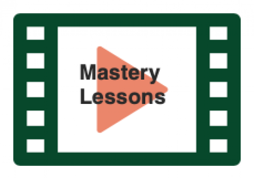 Click the icon above to see Mastery lessons by by experienced Maths Hub specialists.